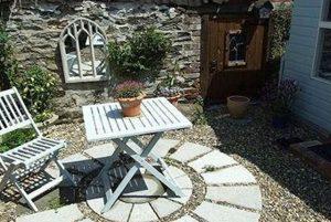 Emms Cottage near St Austell