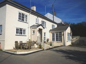 Lynwood House Bed and Breakfast in Tregony Cornwall
