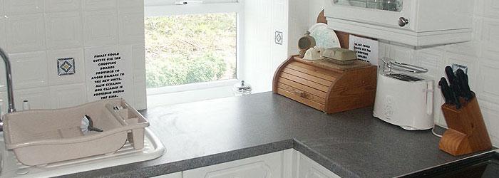 Blackberry Cottage Double Kitchen