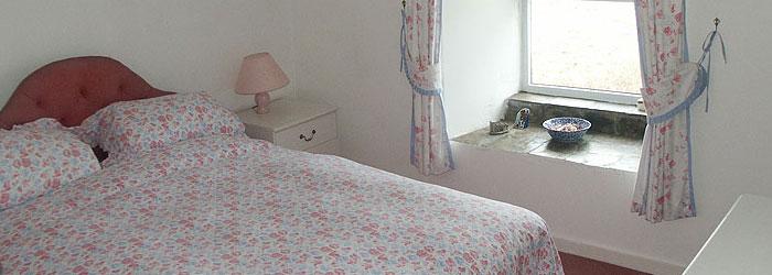 Blackberry Cottage Double bedroom