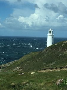 Trevose Head on Cornish North Coast