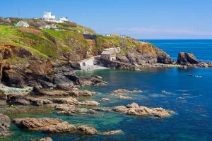 Lizard Point West Cornwall
