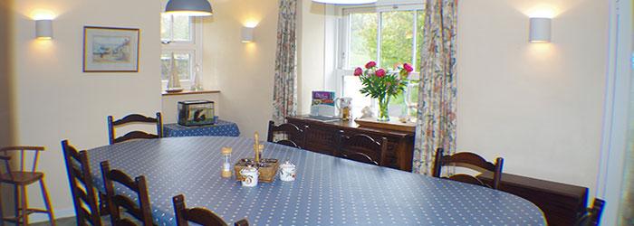 Lynwood House Dining Room