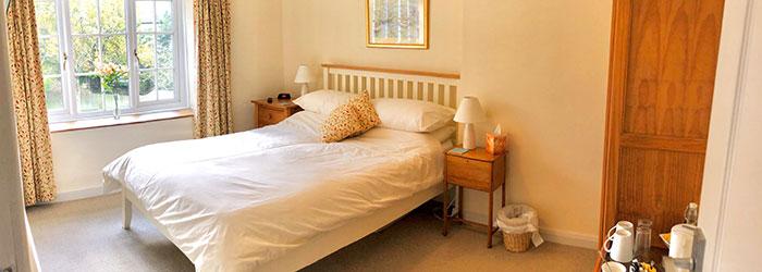 Lynwood House Double bedroom