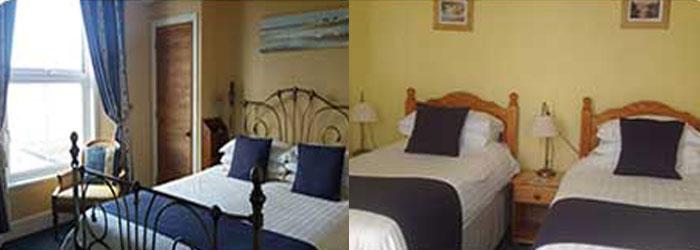 Melvill House Elegant Bedrooms