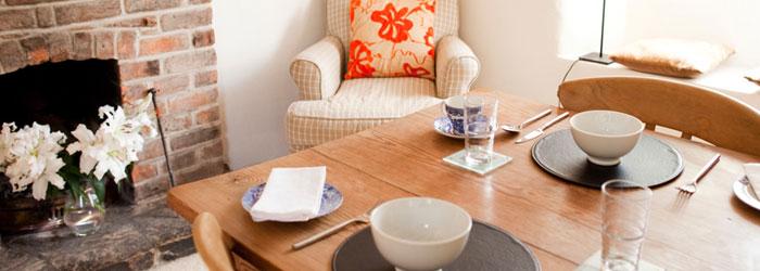 Spring Cottage - Breakfast Room