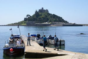 West Cornwall St Michaels Mount