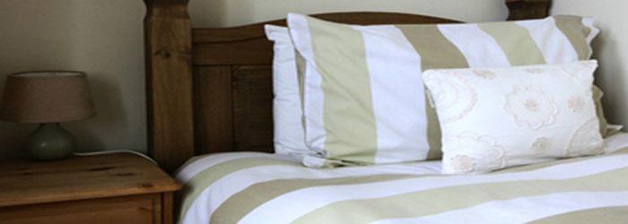 The Caerthillian Single Bedroom