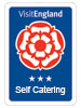 Visit England 3 Stars Self Catering