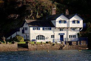 Daphne du Mauriers house, Ferryside at Bodinnick Fowey